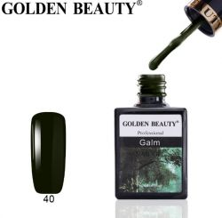 "#040 Гель-лак Golden Beauty "" GALM "" 14мл."