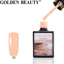 "#052 Гель-лак Golden Beauty "" GAIN "" 14мл."