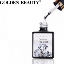 Верхнее и базовое покрытие 2в1 Golden Beauty Top&Base 14 мл.