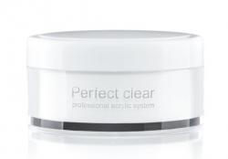 Perfect clear powder Базовый акрил прозрачный Kodi Professional 22гр.