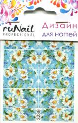Слайдер-дизайн «Весеннее вдохновение» Runail