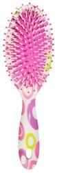 Щетка для волос с принтом овальная Studio Style (цвета в ассортименте)