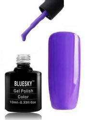 Гель-лак «Bluesky» VIDEO VIOLET WAVE COLLECTION 10ml.