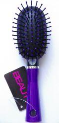 Щетка для волос Light овальная малая Beauty (цвета в ассортименте)