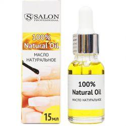 Масло для кутикулы 100% Natural Oil Salon professional 15 мл
