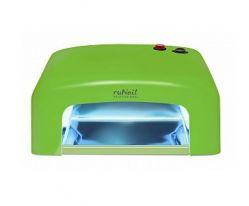 УФ-лампа 36Вт Runail GL-515 (цвет: зеленый)
