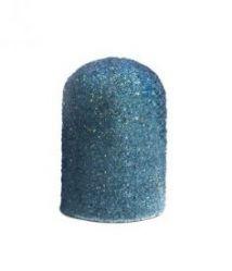 Колпачок абразивный 10 мм. синий  #180