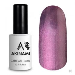 Гель-лак AKINAMI №085 Purple Pearl 9мл.