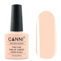 Гель-лак «Canni» #240 Nude Pink 7,3ml.