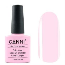 Гель-лак «Canni» #243 Light Pink 7,3ml.