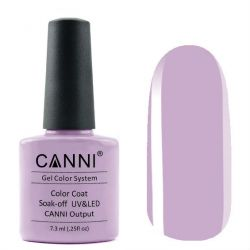 Гель-лак «Canni» #244 Elegant Purple 7,3ml.