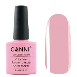 Гель-лак «Canni» #245 Smoke Pink 7,3ml.