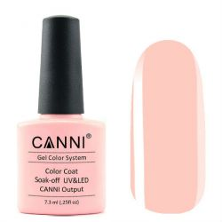 Гель-лак «Canni» #248 Orange Pink 7,3ml