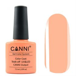 Гель-лак «Canni» #249 Light Orange 7,3ml