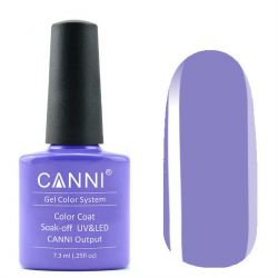 Гель-лак «Canni» #252 Lavander Purple 7,3ml