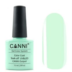 Гель-лак «Canni» #253 Mintcream 7,3ml