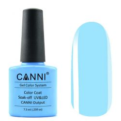 Гель-лак «Canni» #254 Water Blue 7,3ml