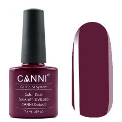 Гель-лак «Canni» #255 Light Marsala 7,3ml