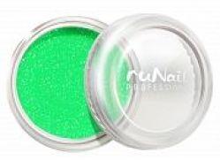 Дизайн для ногтей: мармелад (зеленый) Runail Professional