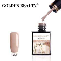 #012E Гель-лак Golden Beauty ELEGANCE 14мл.