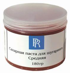 Сахарная паста для шугаринга Средняя, PR 180гр.