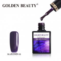 #003B Гель-лак Golden Beauty BLUELOVER 14мл.