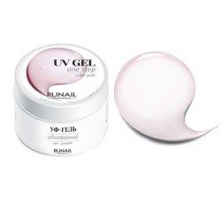 Однофазный УФ-гель Runail- Розовый 30гр.