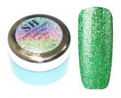 Гель-лак слюда #02 SH Diamond Professional 5гр. (зеленый)