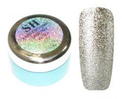 Гель-лак слюда #03 SH Diamond Professional 5гр. (серебро)