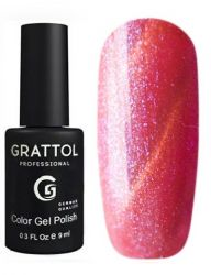 Гель-лак Grattol Color Gel Polish - Magic Cranberry 9мл.