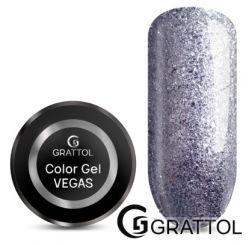 Гель Grattol LUX Vegas - тон №02, 5гр