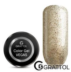 Гель Grattol LUX Vegas - тон №03, 5гр