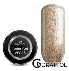 Гель Grattol LUX Vegas - тон №04, 5гр