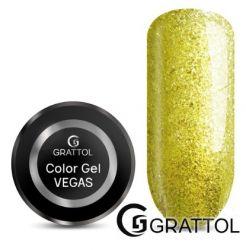 Гель Grattol LUX Vegas - тон №07, 5гр