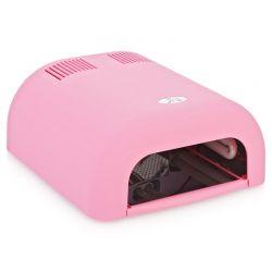 JN Лампа УФ 36 Вт (4шт*9Вт) светло-розовая глянец JN1000
