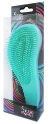 Щетка для волос Тизер большая Beauty (цвета в ассортименте)