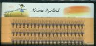 Ресницы пучковые в панеле Nesura Eyelash 11mm