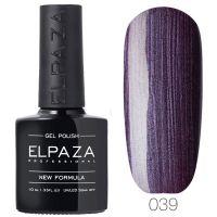 №039 Гель-лак ELPAZA Фиолетовая загадка 10мл.