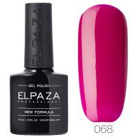 №068 Гель-лак ELPAZA Розовое настроение 10мл.