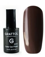 GTC141 Гель-лак Grattol Color Gel Polish - Espresso 9мл.