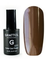 GTC142 Гель-лак Grattol Color Gel Polish - Ristretto 9мл.