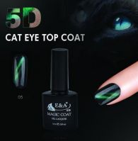 Верхнее покрытие Top 5D №05 E&A Magic coat 10мл.