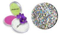 Набор №0002 3D Glitters SEVERINA 10шт х 1,5 гр.