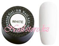 Гель-краска SH Elasticity White (эластичный, белый) 5мл.
