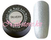 Гель-краска SH Elasticity Silvery (эластичный, серебряный) 5мл.