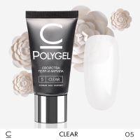 Полигель CLEAR Cosmolac 30 мл. (прозрачный)