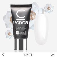 Полигель WHITE Cosmolac 30 мл.