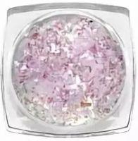 Зеркальные бликсы (розовый) Runail Professional