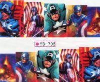 YB-705 Слайдер на водной основе (Герои Марвел: Капитан Америка)