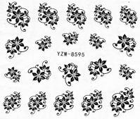 YZW-8595 Слайдер на водной основе (черный)